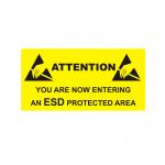 Entering-ESD-Area-–-Rigid-Sign