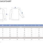 SIzeChart-Sweatshirts